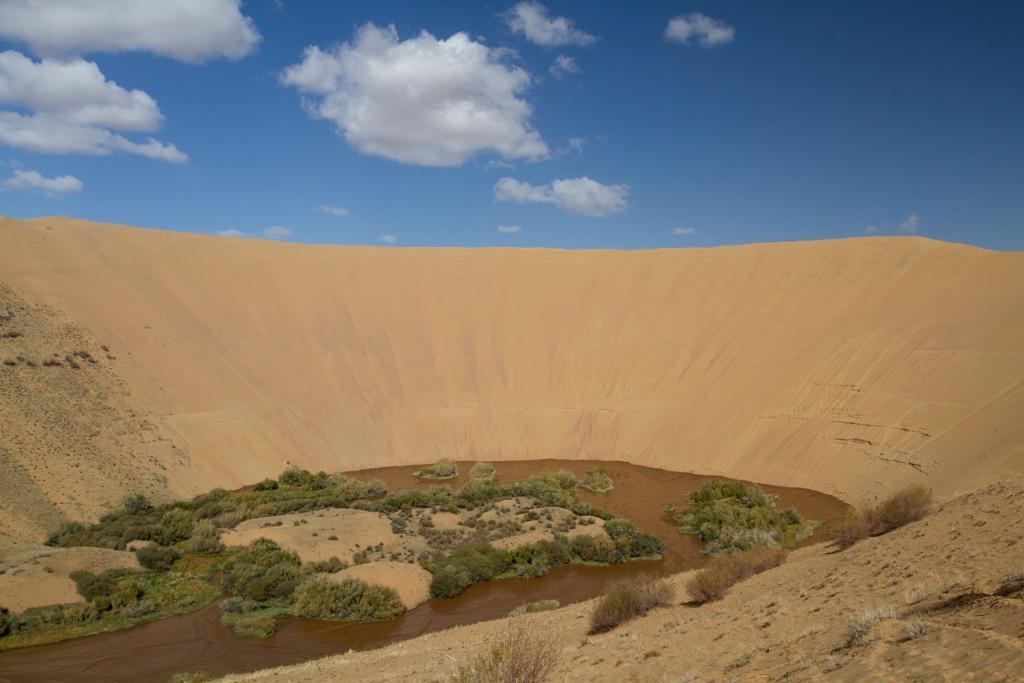 Muddy river Mongolia