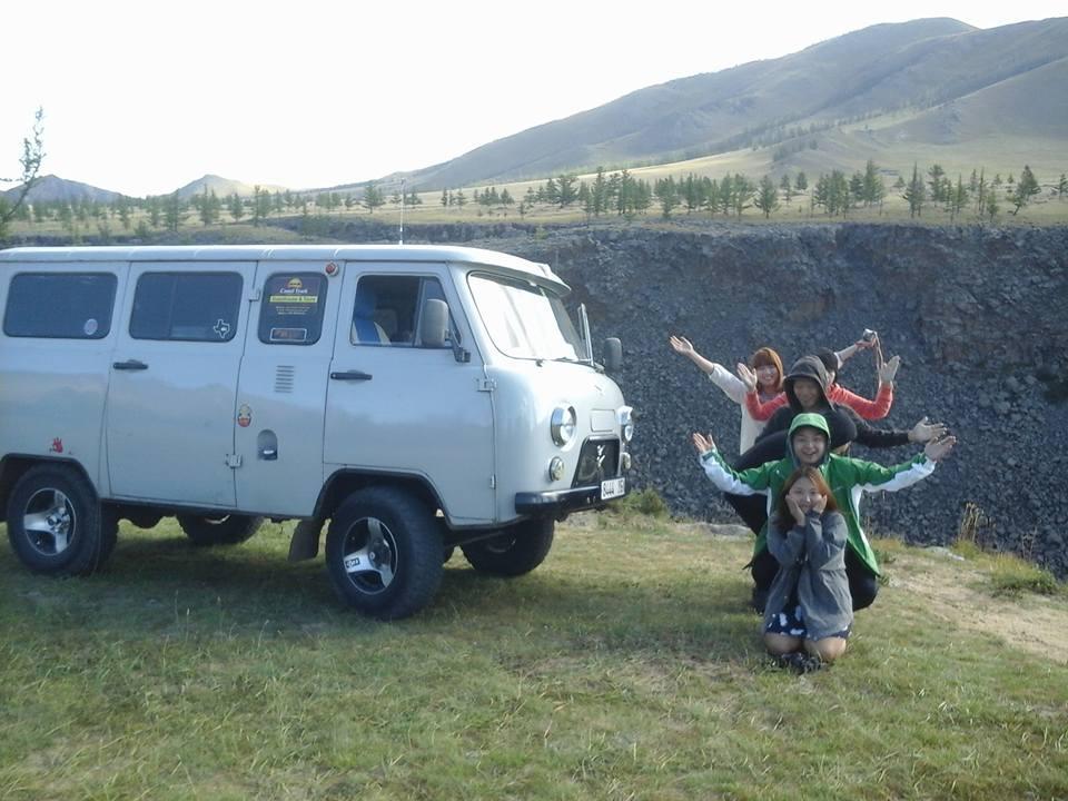 Chuluut river Mongolia