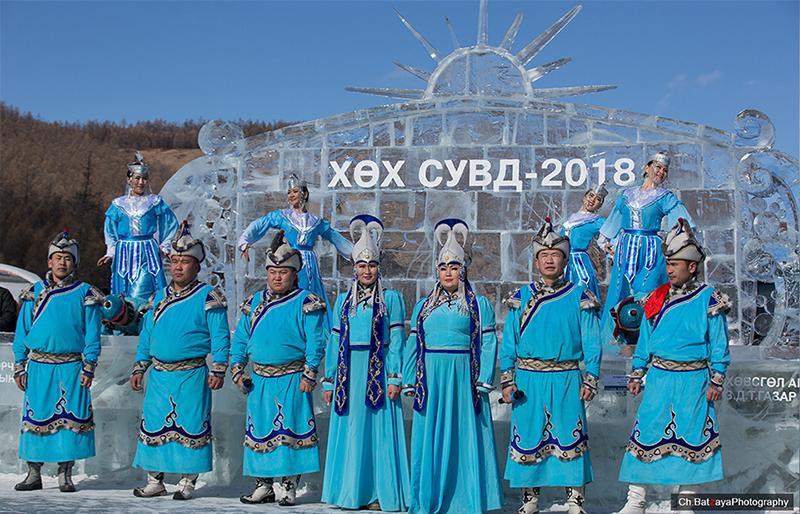 Winter tour Mongolia