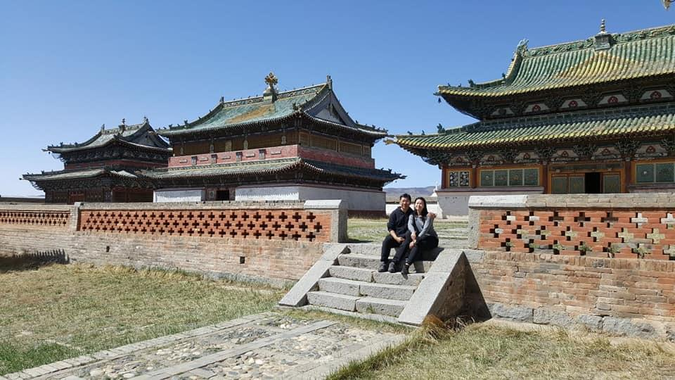 Couple tour with Camel Track Mongolia