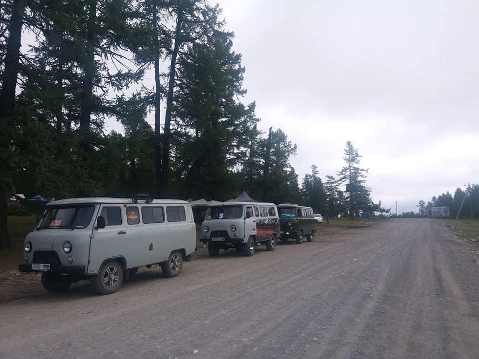 Camel Track Team Mongolia