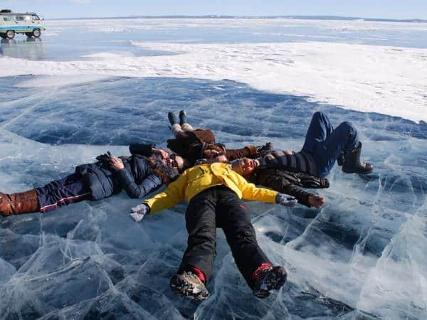 Ice Festival Tour Mongolia