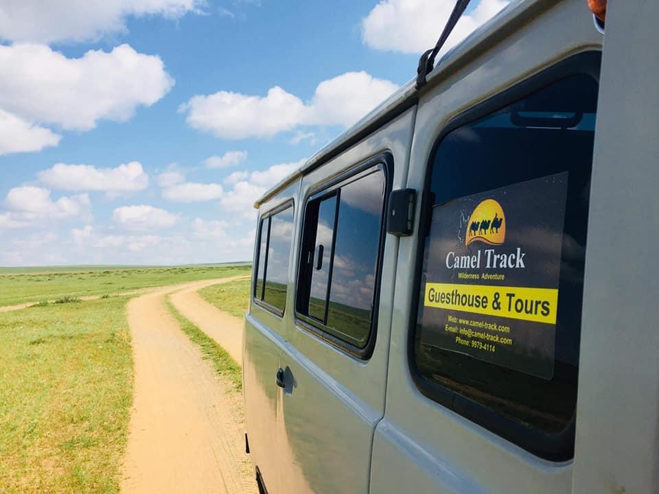 Best ever - Camel Track Mongolia