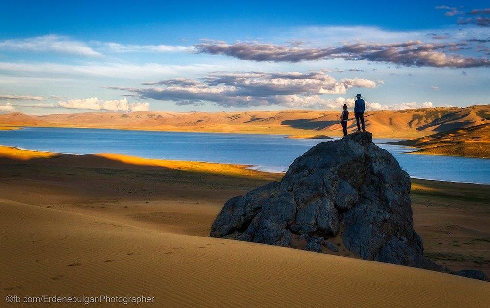 Mongolian most beautiful place