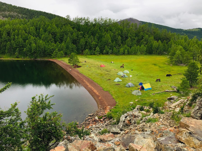 Nice spot to camp