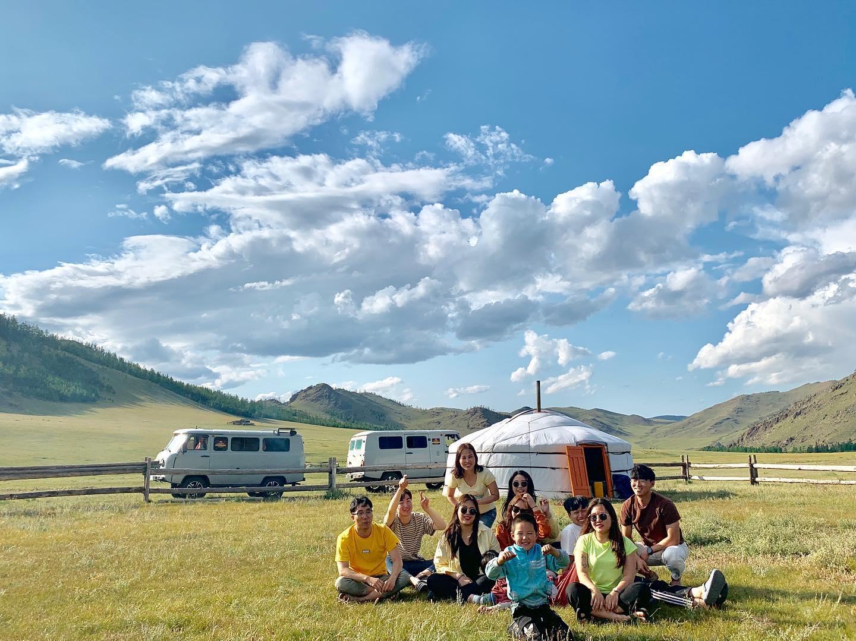 Mongolian beautiful nature tour