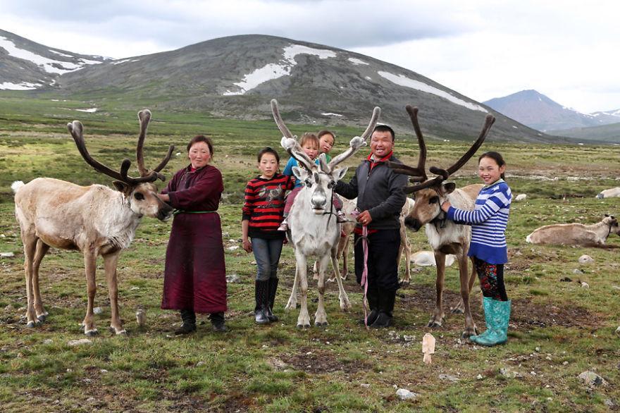 West Taiga Mongolia